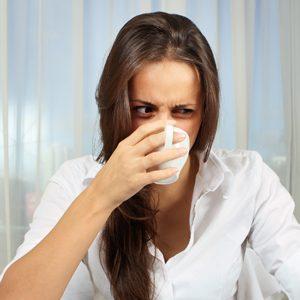 5. Your Senses Hate Room Temperature Coffee