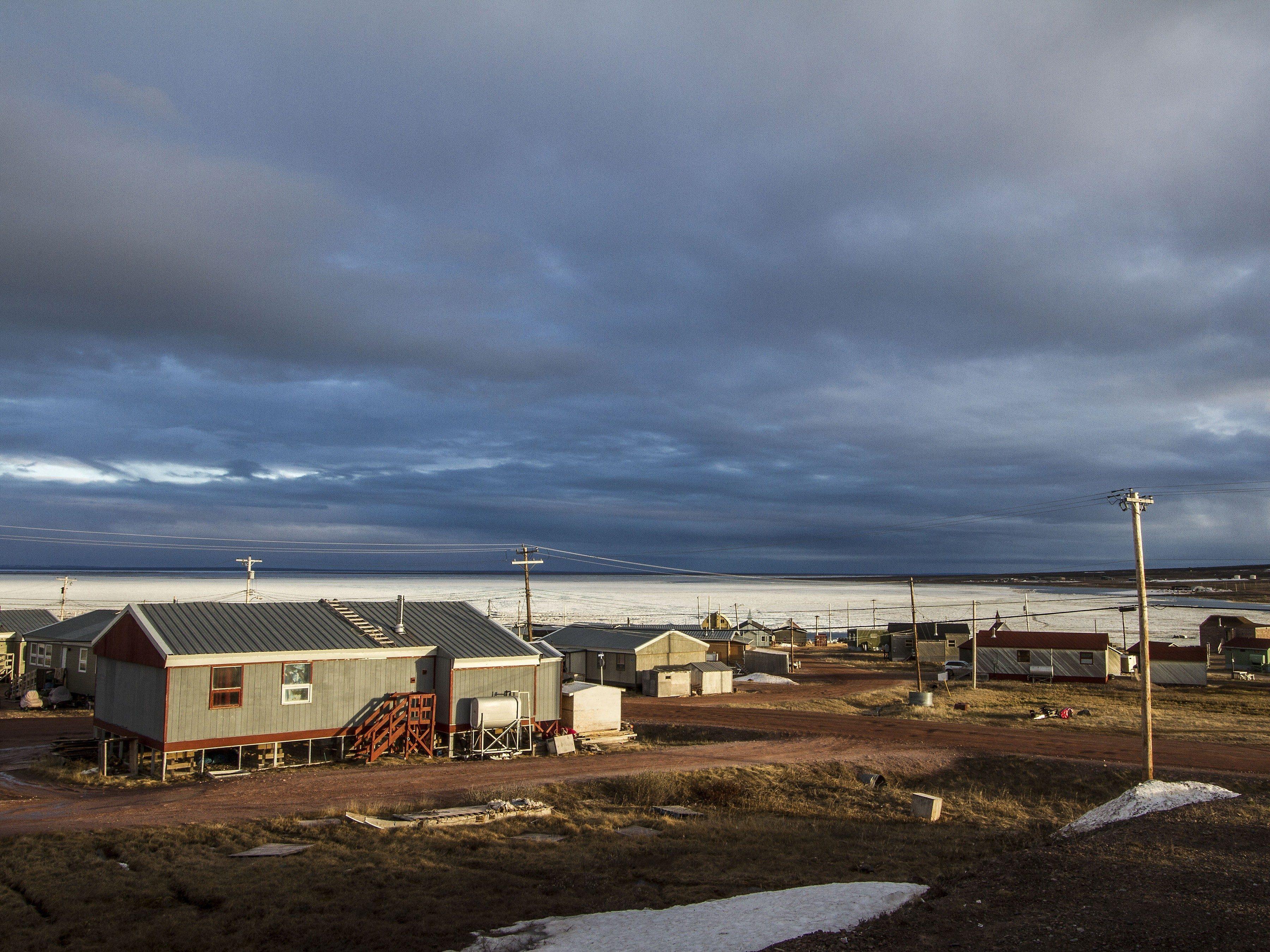 8. Baker Lake, Nunavut