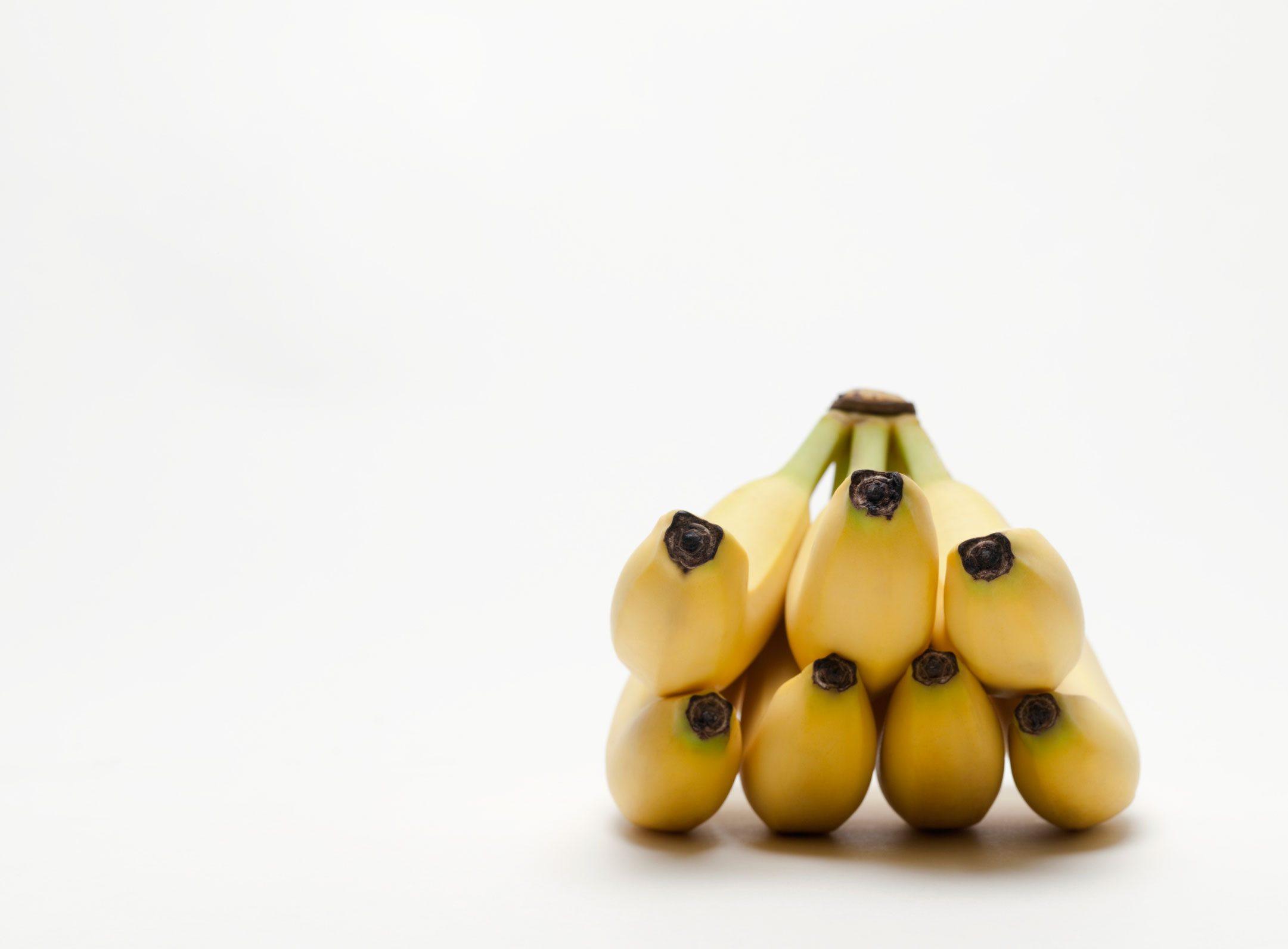 Healthy Bananas: Long History