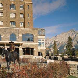 6. Haunted Hotels: The Fairmont Banff Springs Hotel, Banff, Alberta