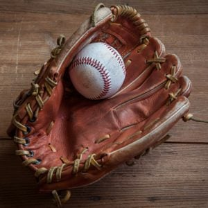 3. Break In a New Baseball Glove