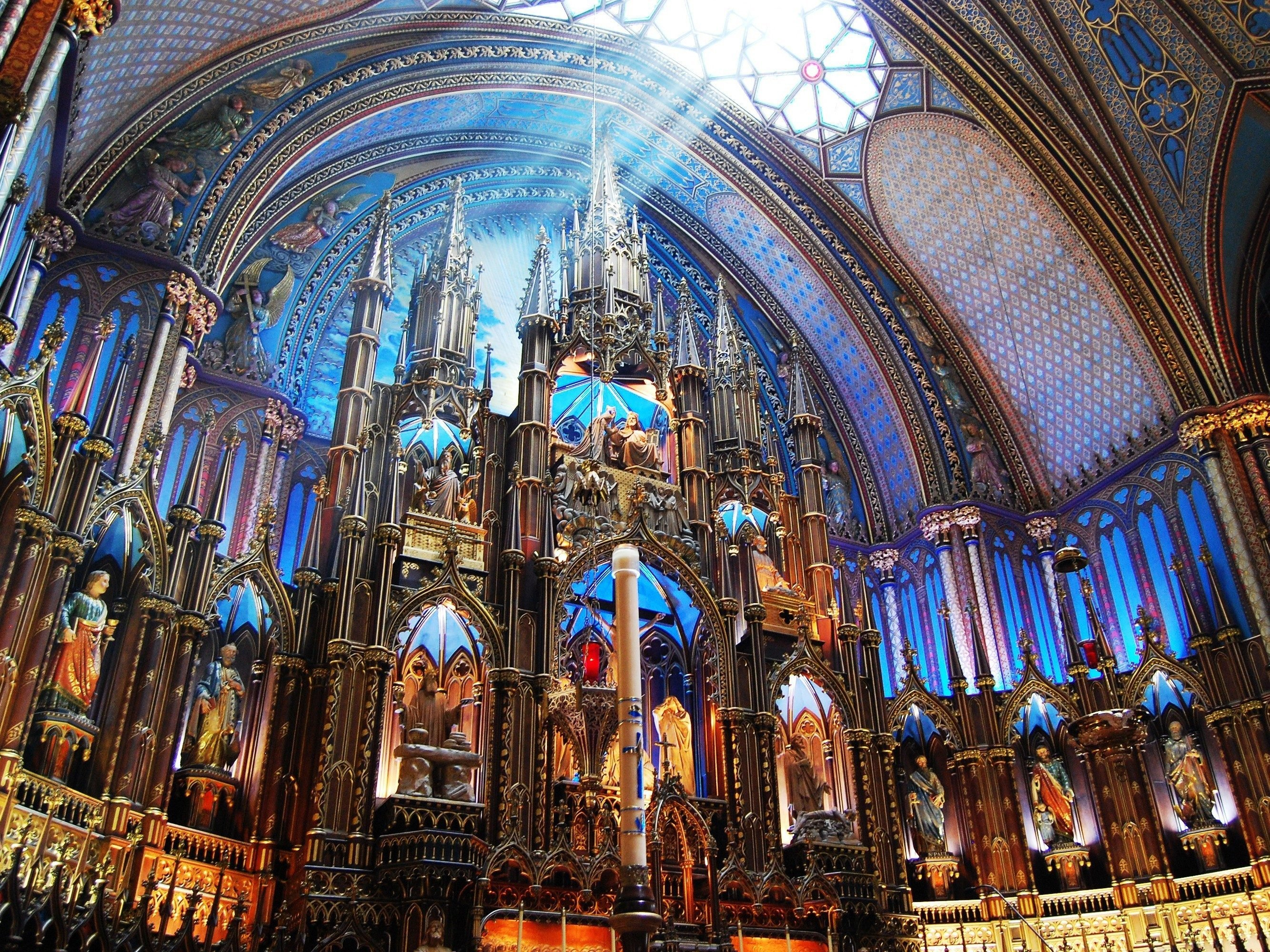 10 must see attractions in montreal and quebec city