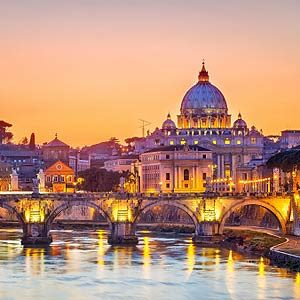 1. St. Peter's Basilica, Rome