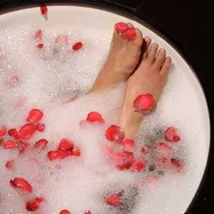 Great uses for oatmeal: Add Luxury to a Regular Bath