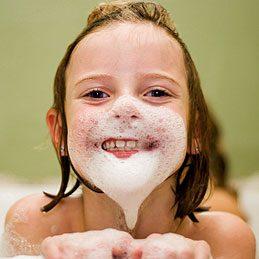 Bubble Bath for Kids