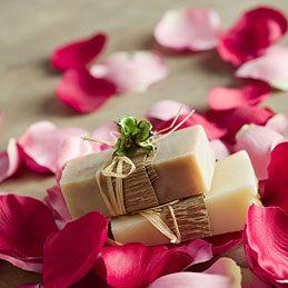 Almond Rose Soap