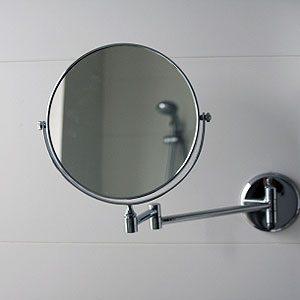 2. Prevent Bathroom Mirrors from Fogging