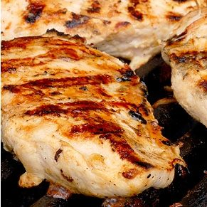 Chicken Stuffed With Brie