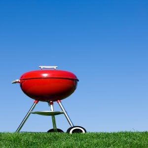 4. Scrape the Barbecue Grill