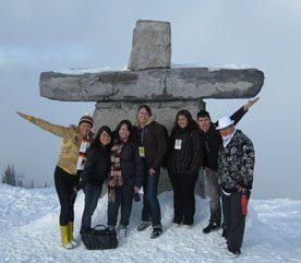 Having Fun in British Columbia