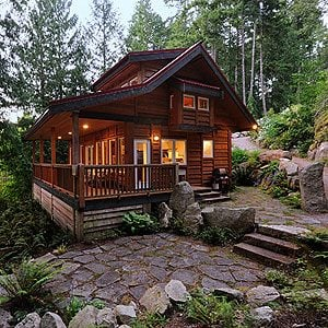 Canada 39 s most beautiful cottage retreats 1 10 reader 39 s for Log home plans canada