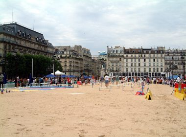 Urban Beaches - Major Cities in Europe