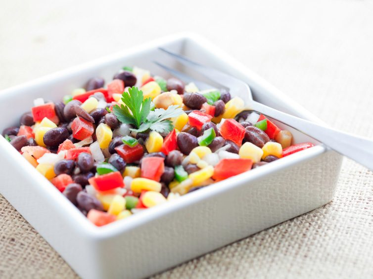 Beans and Other Foods Rich in Folate