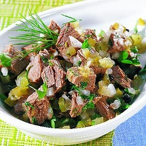 Salads for Committed Carnivores
