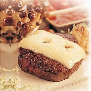 Beef Tenderloin Al Forno