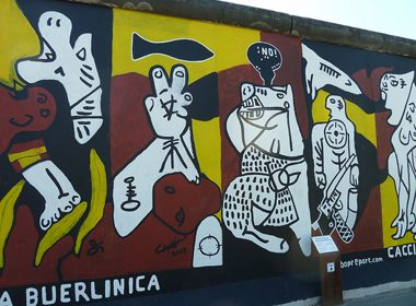 Most Amazing Locales for Street Art: Berlin, Germany