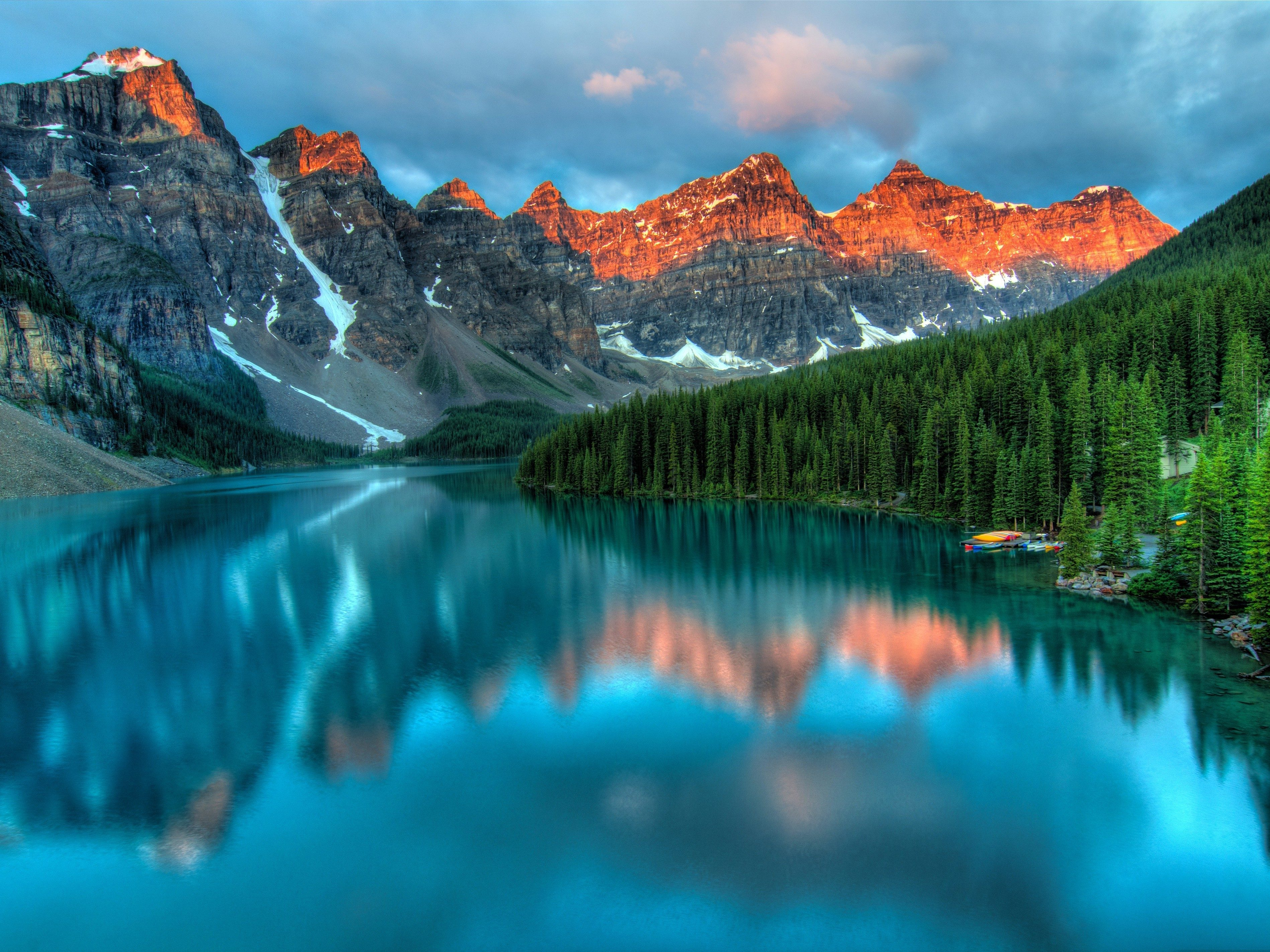 Calgary to Lake Louise, Alberta