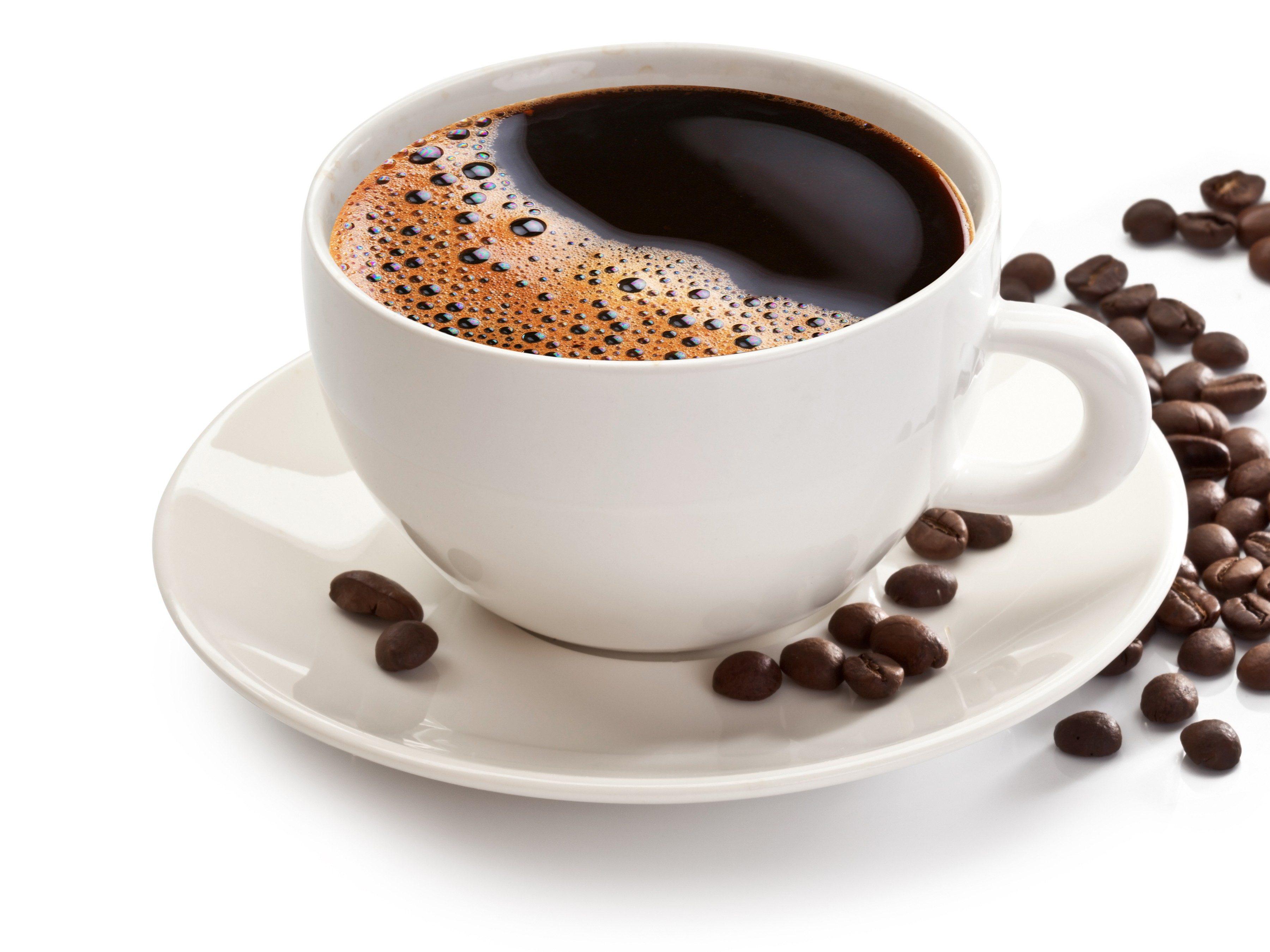 3. Coffee