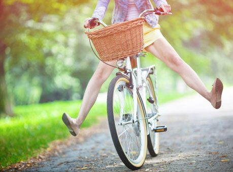 Netherlands: Swap the Gas Pedal For the Bike Pedal and shed the pounds