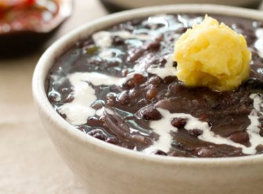Hot and Spicy Black Bean Dip
