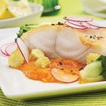 Black Cod With Miso Glaze
