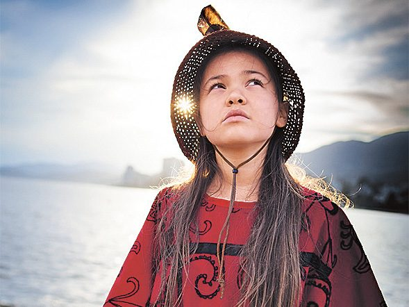 Excellent Canadiana: The 14-Year-Old Eco-Activist