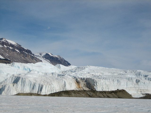 Travel: Blood Falls, Antarctica