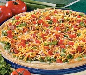 2. BLT Pizza