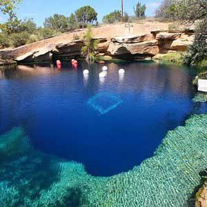 3. Blue Hole