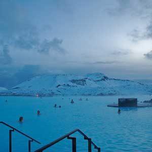 4. Geothermal Pools, Reykjavik, Iceland