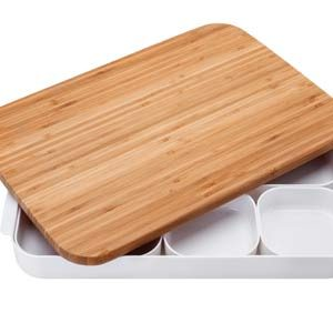 2. Umbra Bento Cut & Prep Set