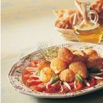 Fried Bocconcini with Rosemary