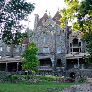 3. Boldt Castle