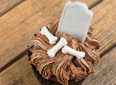 Halloween Treat Recipe: Snack Bones