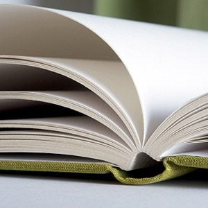 1. Reinforce Book Binding