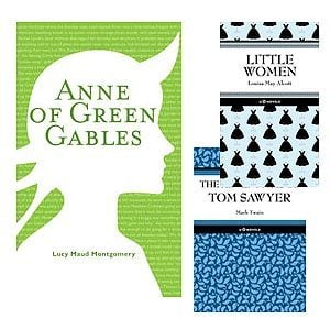 2. Personalized Classic Novels