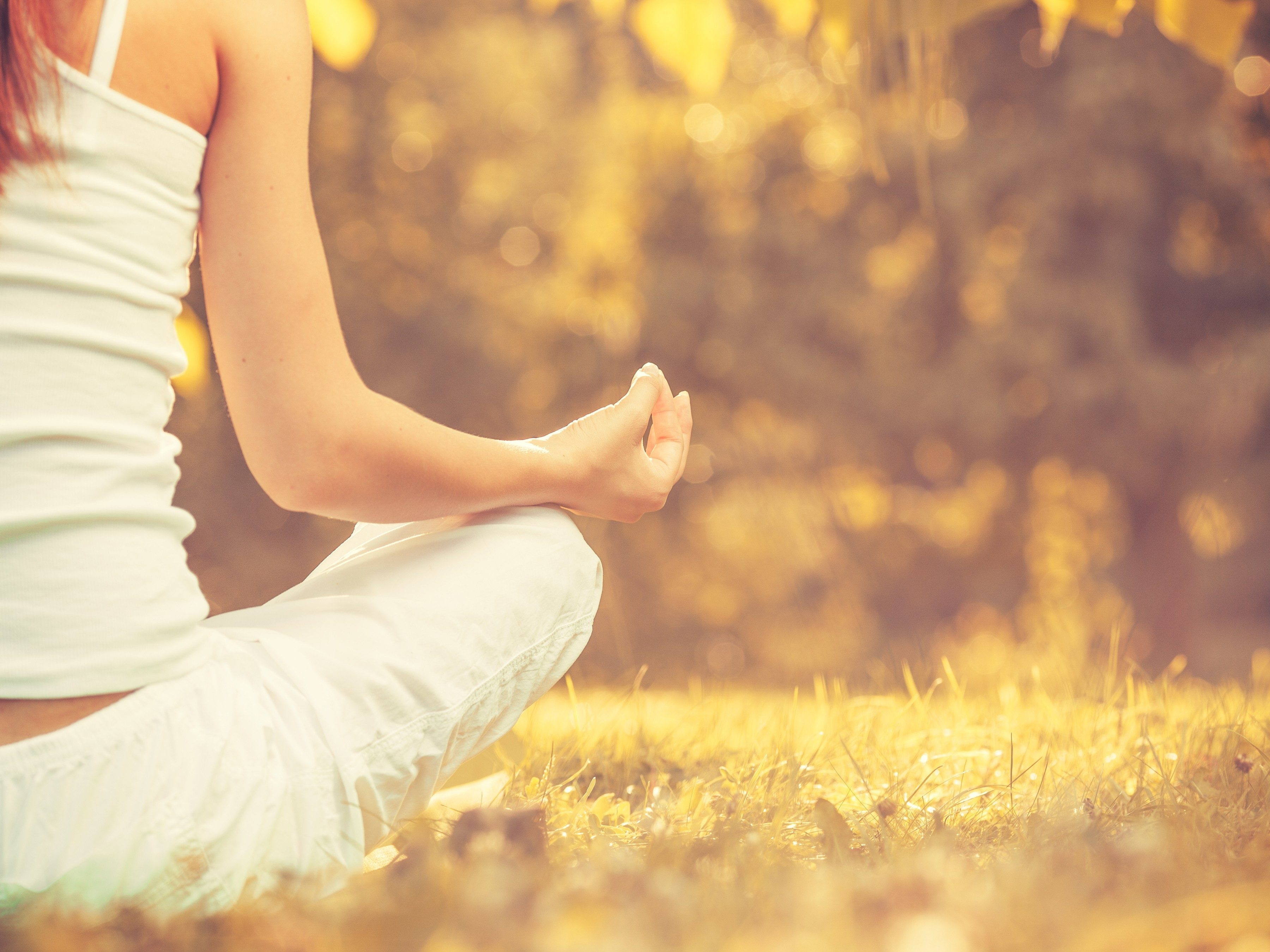 3. Boost energy by banishing stress.