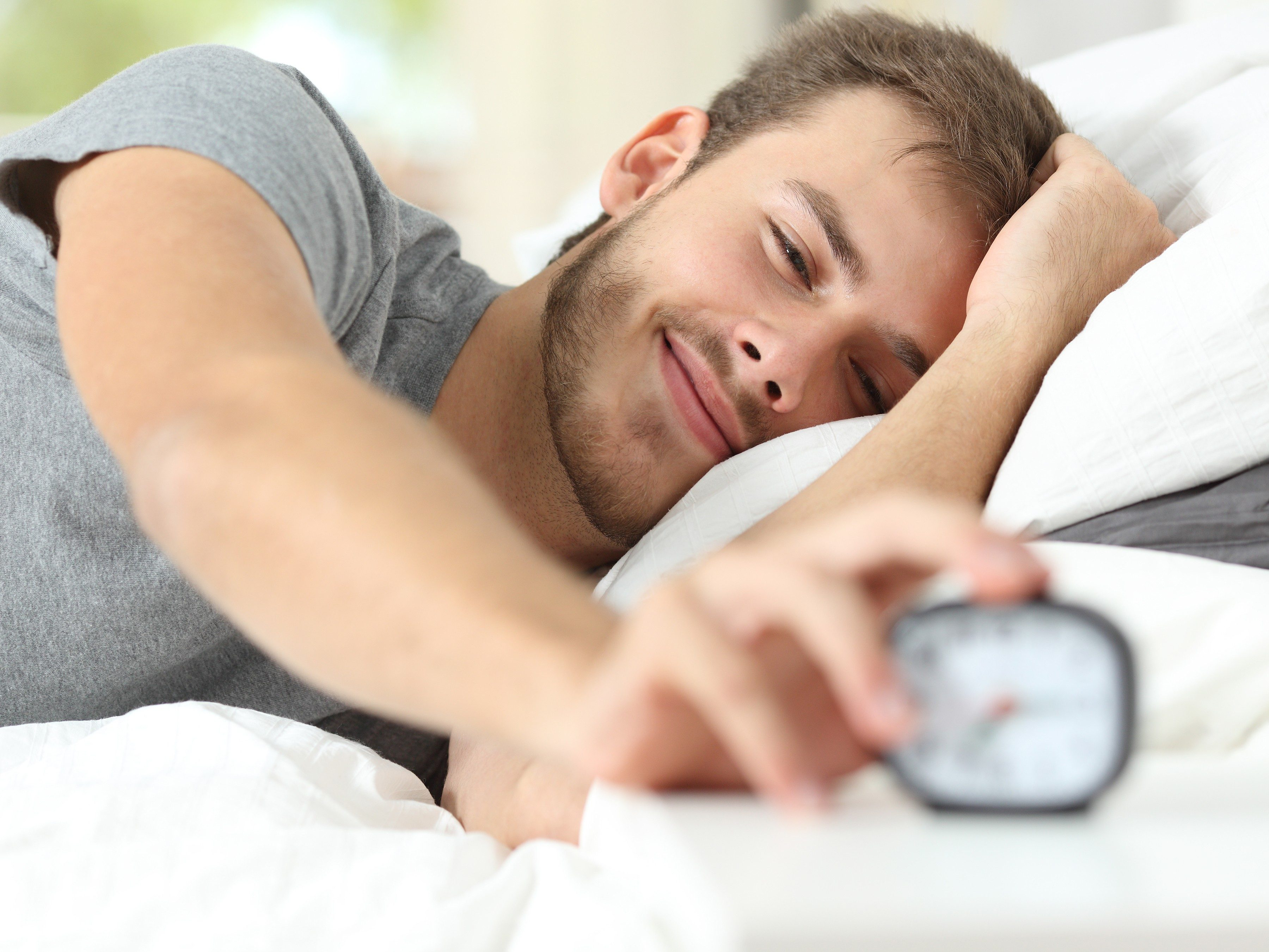 11. Boost energy by getting more sleep.