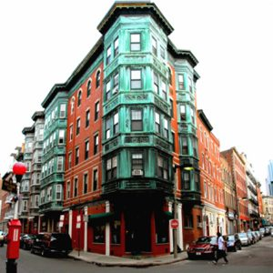 1. Historic Boston