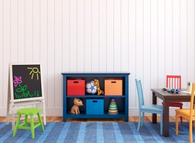 How to Clean Up Your Kids' Clutter Creatively