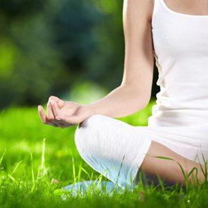 17. Meditation is groovy.