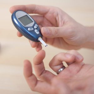 23. Prevent (or better manage) diabetes to keep me healthy.