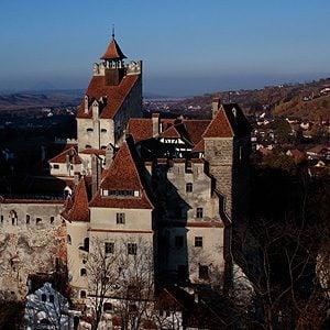 1. Bran Castle - Bran, Transylvania, Romania