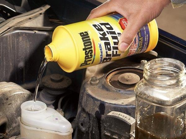 How to Change Your Own Brake Fluid