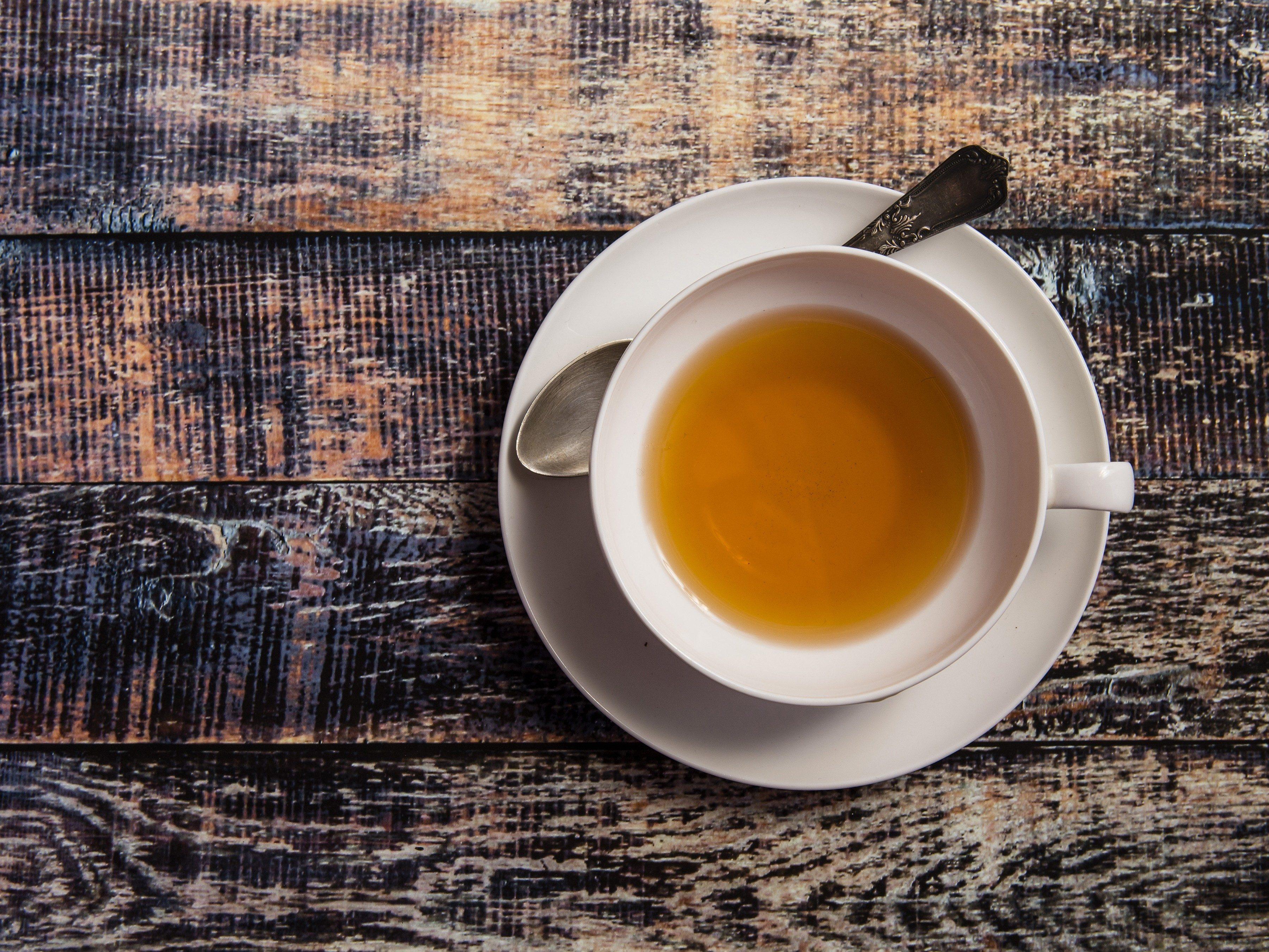 Home remedies for nausea - herbal tea