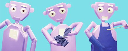 Rise of the Robots:  Machines Custom-Made to Care for You