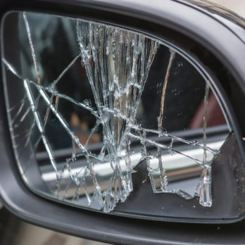 How to Replace a Broken Side View Mirror