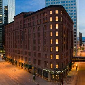 4. Haunted Hotels: Brown Palace Hotel, Denver, Colorado