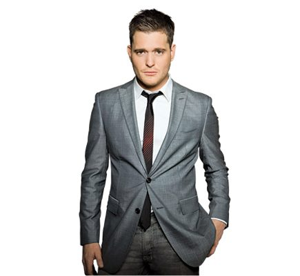 Q&A With Michael Bublé