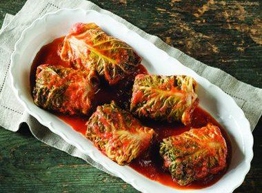 Barley Cabbage Rolls